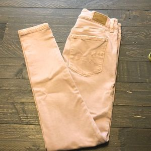 American Eagle Super Stretch Hi-Rise Jegging